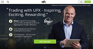 UFX home