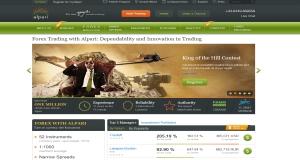 Alpari uk forex broker review