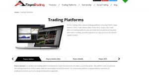 Finprotrading uk forex broker