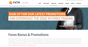forextime promotions