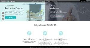advantages of iTrader
