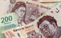 Mexican peso forex