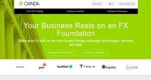 Oanda forex trade review
