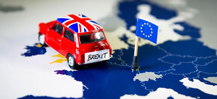 Brexit concept
