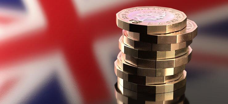 British Pound forex trading