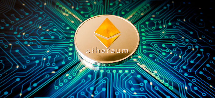 Ethereum price index