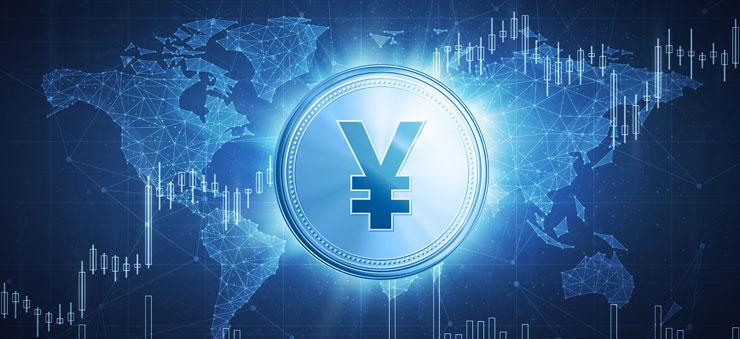 Japanese Yen forex trading
