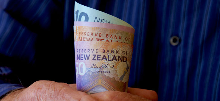 NZD forex trading