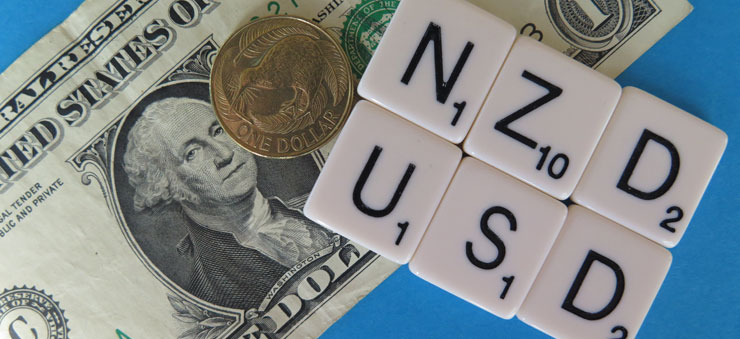 NZD/USD currency pair