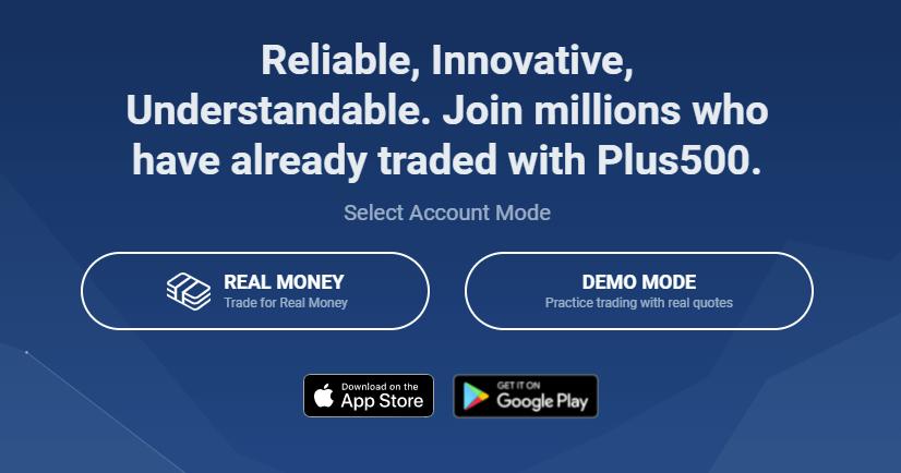 Plus500 mobile trading