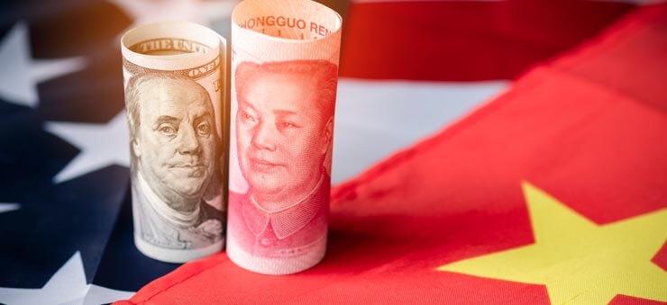 USD vs CNY