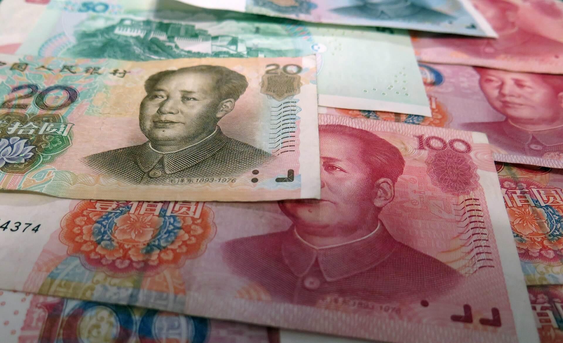 Yuan down