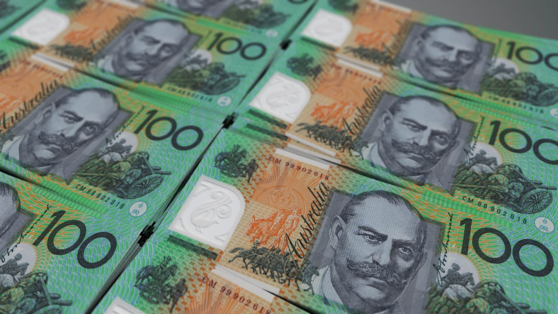 AUD strengthens against USD and GPB