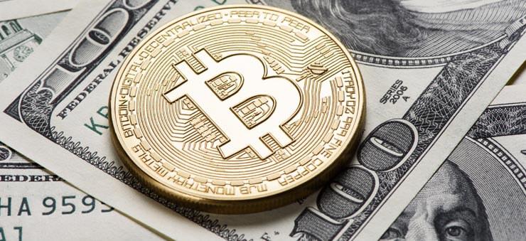 Bitcoin/USD trading