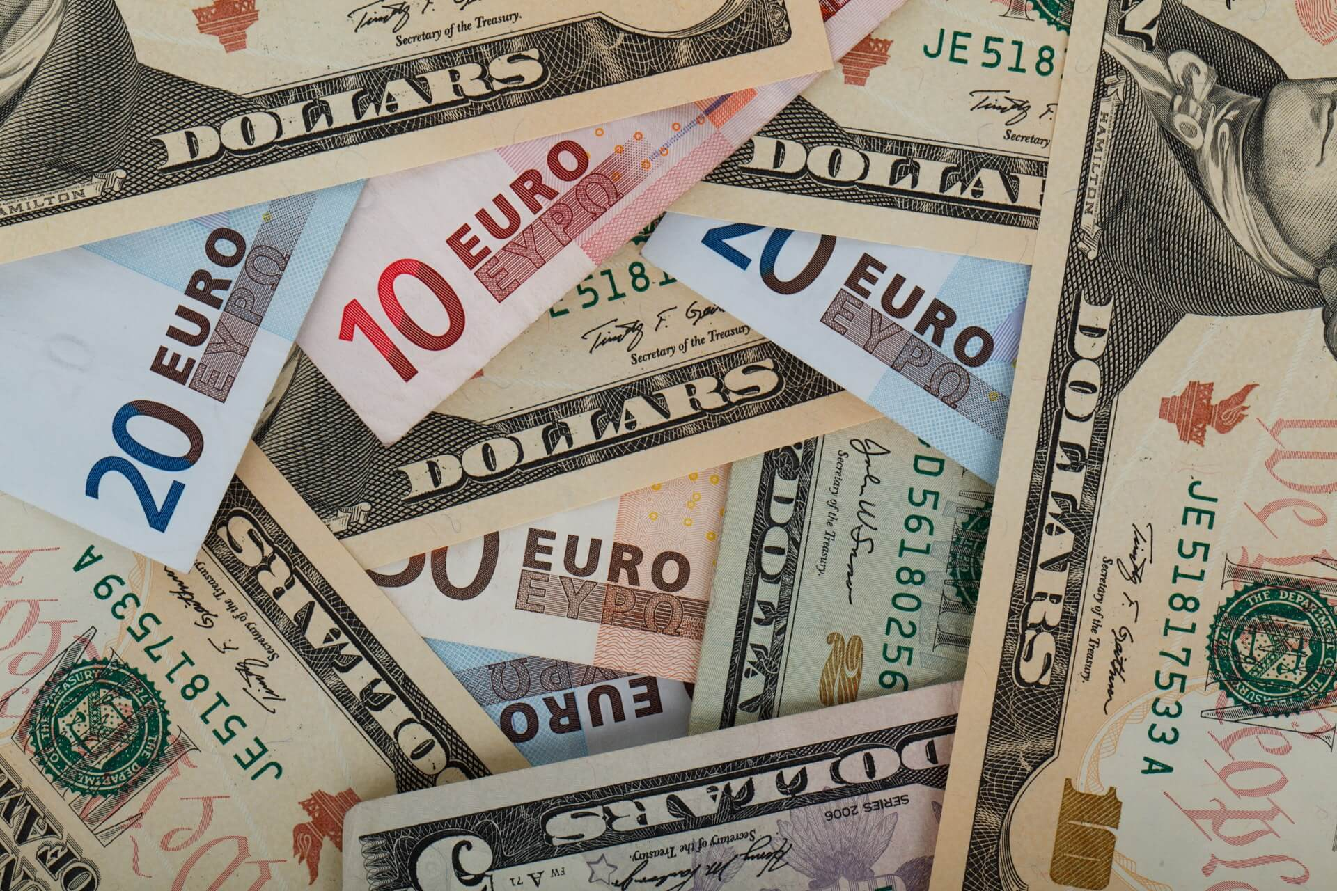 U.S. dollar flat