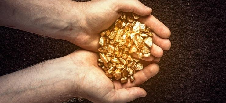 gold bits