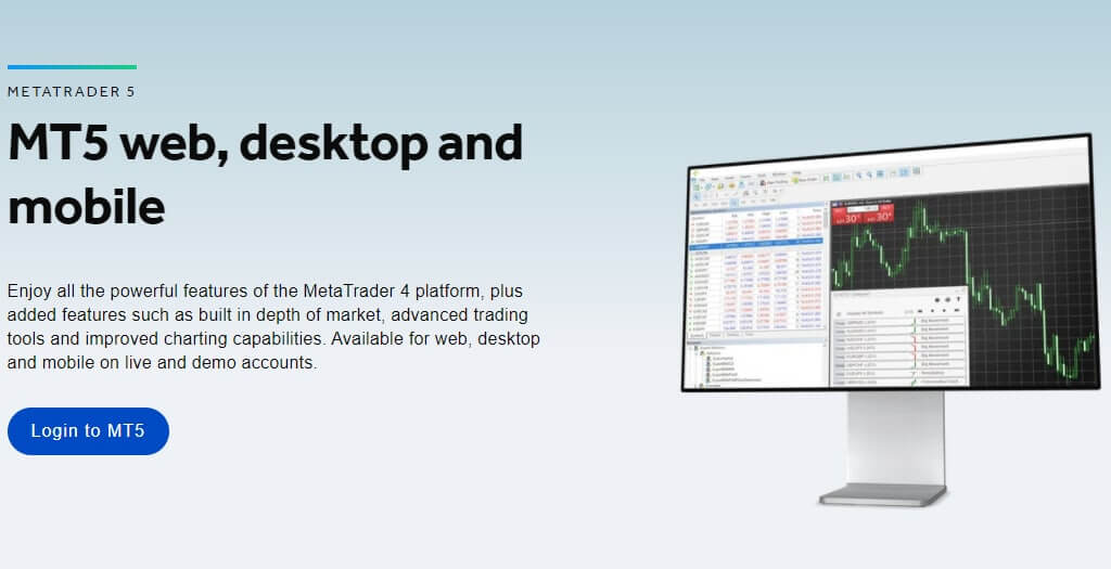 OANDA MT5 is now available: News Options Software Enabled